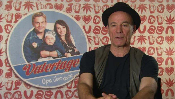 Heiner Lauterbach -Lambert- über das Verhältnis zwischen Vater und Sohn - Interview Poster