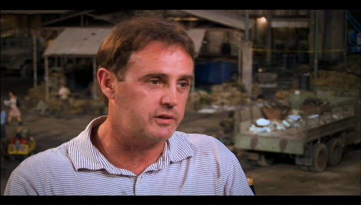 Kevin King Templeton über die Regie - Teil 2 - OV-Interview Poster