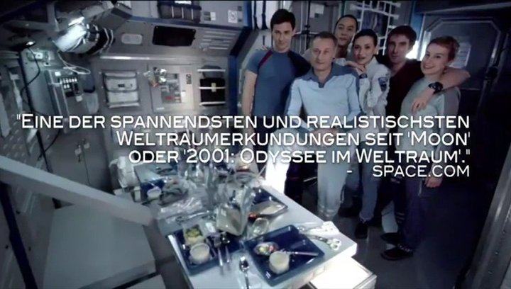 Europa Report (VoD-/BluRay-/DVD-Trailer) Poster