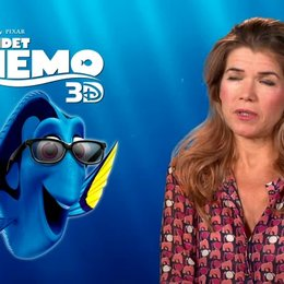 Anke Engelke - Synchronstimme Dorie - über Findet Nemo in 3D - Interview Poster