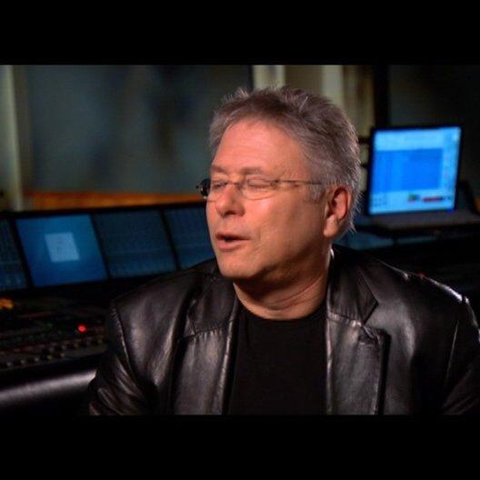 ALAN MENKEN - Komponist / über seinen musikalischen Lieblingsmoment im Film - OV-Interview Poster