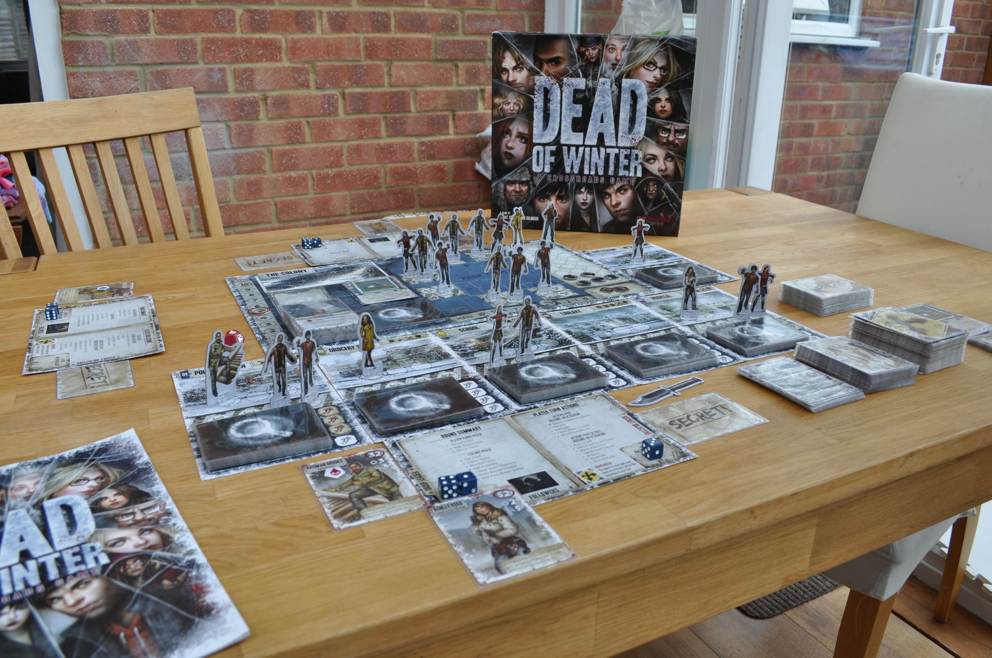 """The Walking Dead-Brettspiel: Warum wirklich jeder TWD-Fan """"Winter ..."""