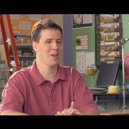 Jeff Kinney - Autor - über die Inspiration für die Story - OV-Interview Poster