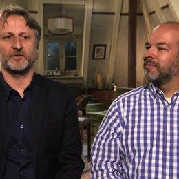 Philipp Budweg und Robert Marciniak über den Erfolg des ersten Films - Interview Poster