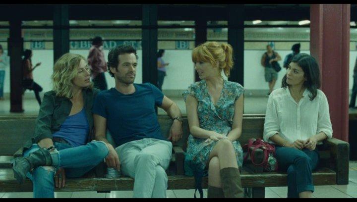 Xavier und seine Frauen - Szene Poster