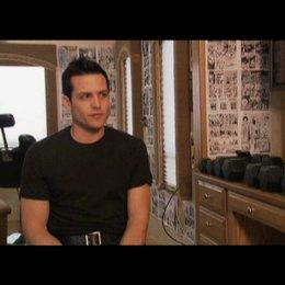 """Gabriel Macht - """"The Spirit"""" über seine Recherchen - Interview Poster"""