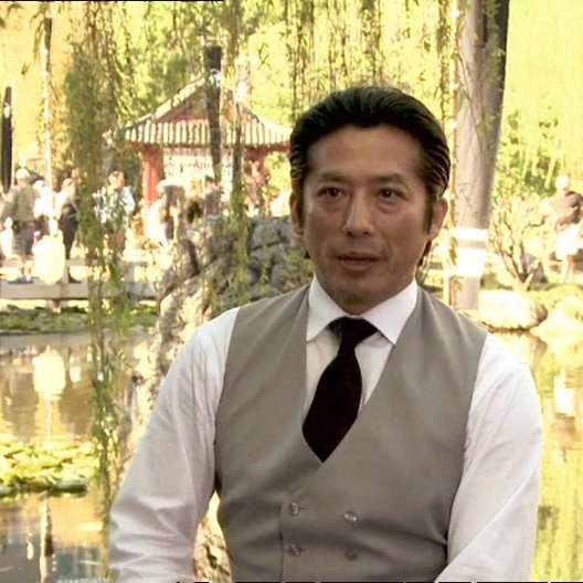 Shingen Yashida über James Mangold als Filmemacher - OV-Interview Poster