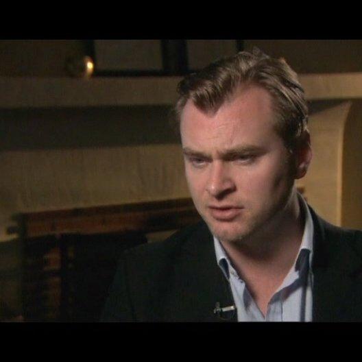 Interview mit Produzent, Drehbuchautor und Regisseur Christopher Nolan - OV-Interview Poster