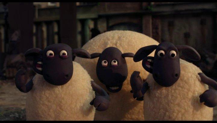 Singende Schafe - Szene Poster
