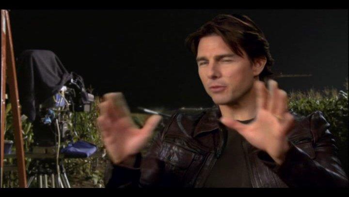 Tom Cruise über June und Roy - OV-Interview Poster
