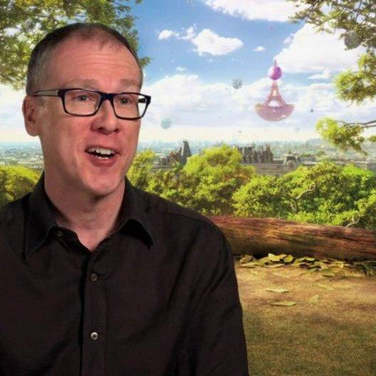 Tim Johnson über die Figur Tip - OV-Interview Poster