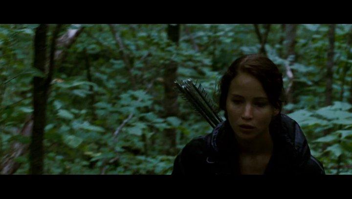 Die Tribute von Panem - The Hunger Games - OV-Teaser Poster