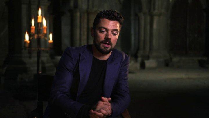 Dominic Cooper - Mehmed - über Mehmed - OV-Interview Poster