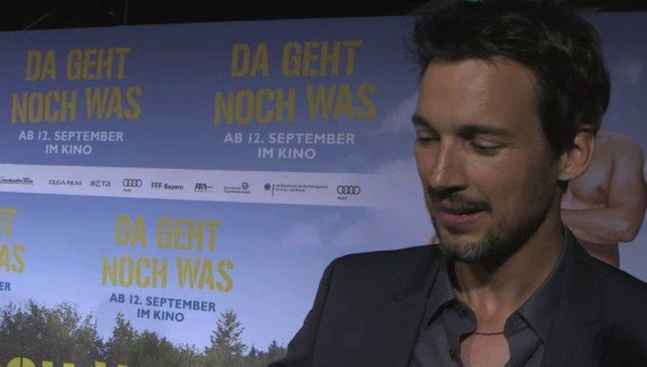 Premiere Interviews - Sonstiges Poster