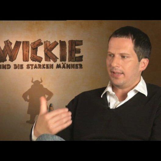 Produzent Christian Becker: Was macht den Film aus? - Interview Poster