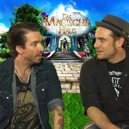 Bosshoss - Mark und Mike - über den Film - Interview Poster