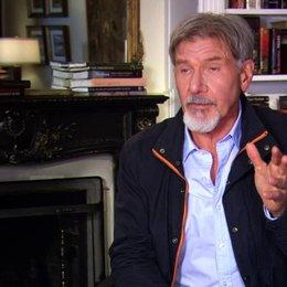 Harrison Ford - William Jones - über Blake Lively - OV-Interview Poster