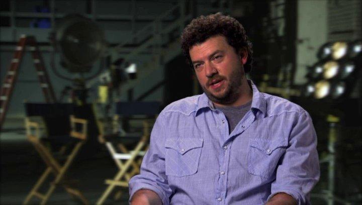 Danny McBride über die Story - OV-Interview Poster