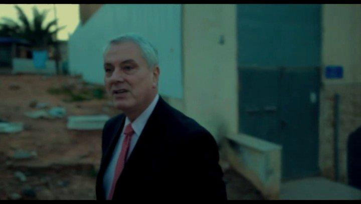 Pierre kehrt nach Jaffa zurück - Szene Poster