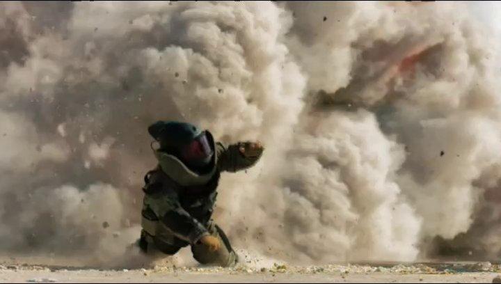 Tödliches Kommando - The Hurt Locker (Dvd Trailer) Poster