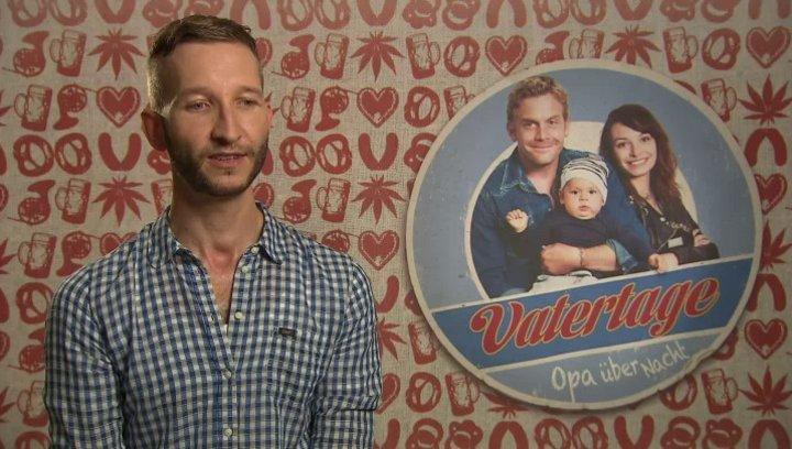Ingo Rasper -Regisseur- über Familie - Interview Poster