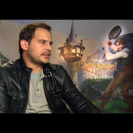 MORITZ BLEIBTREU - Flynn / über die Konflikte im Film - Interview Poster