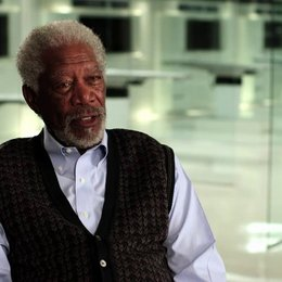 Morgan Freeman über seine Rolle - OV-Interview Poster