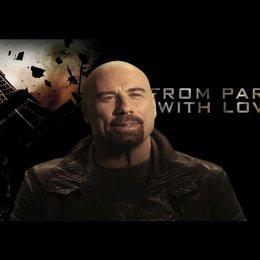 """John Travolta (""""Wax"""") über die unorthodoxe Arbeitsweise von """"Wax"""" - OV-Interview Poster"""