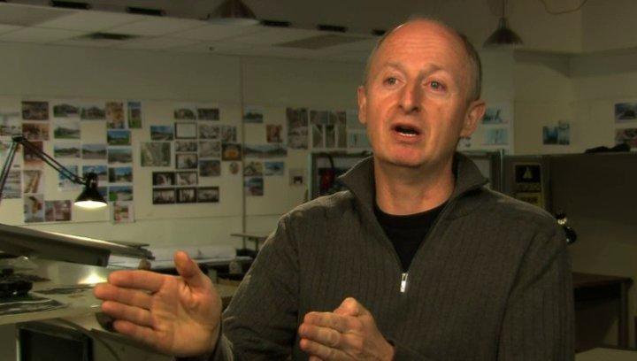 Kevin Phipps die Abschottung der Testgebiete von der Aussenwelt - OV-Interview Poster