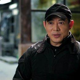 Jet Li -Yin Yang- über die Dreharbeiten in Hong Kong - OV-Interview Poster