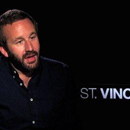 Chris O Dowd über das Drehbuch - OV-Interview Poster