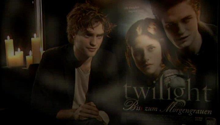 Interview mit Robert Pattinson Poster