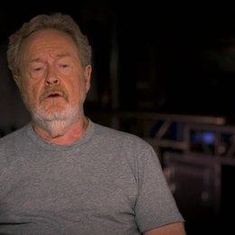 Ridley Scott über den Film - OV-Interview Poster