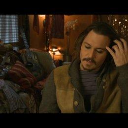 Johnny Depp (Frank Tupelo) über seine Rolle - OV-Interview Poster