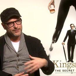 Matthew Vaughn über seine Inspiration für den Film - OV-Interview Poster