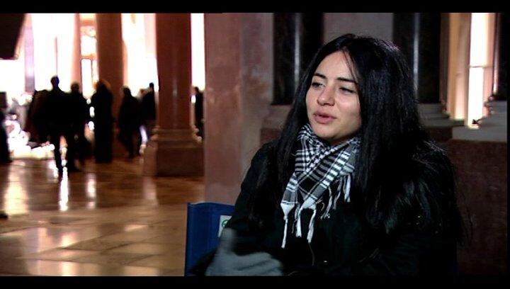Nesrin Samdereli (Drehbuch) über Fatma - Interview Poster