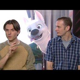 Interview mit den Regisseuren Byron Howard und Chris Williams - OV-Interview Poster