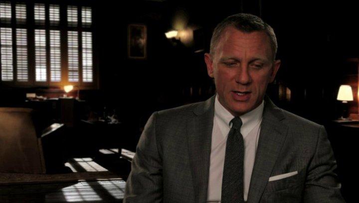 Daniel Craig über das Endprodukt - OV-Interview Poster