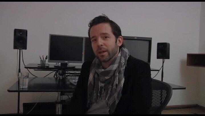 Dan Maag über das Thema Mann Sein - Interview Poster