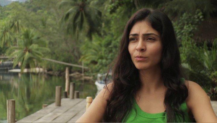 Pegah Ferydoni Yagmur über ihre Rolle - Interview Poster