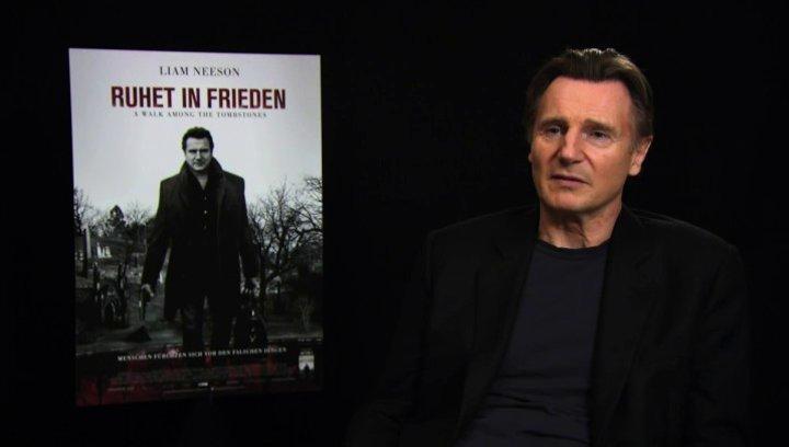 Liam Neeson über die Figur TJ - OV-Interview Poster