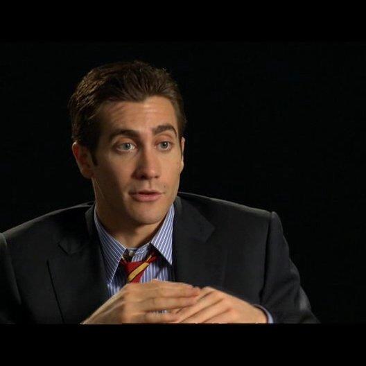 Jake Gyllenhaal über den Film - OV-Interview Poster