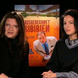 Minu Barati Skady Lis Produzentinnen über die Motivation - Interview Poster