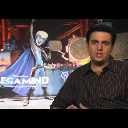 Bastian Pastewka (deutsche Stimme Megamind) über Megamind in 3D - Interview Poster