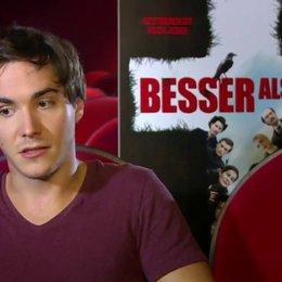 Francois Goeske (Tom) über Wer ist Tom - Interview Poster
