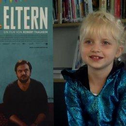 Emilia Pieske über ihre Lieblingsszene und ihr Haustier im Film - Interview Poster