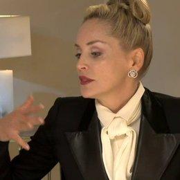 Sharon Stone - Dr Parker - über den Film - OV-Interview Poster
