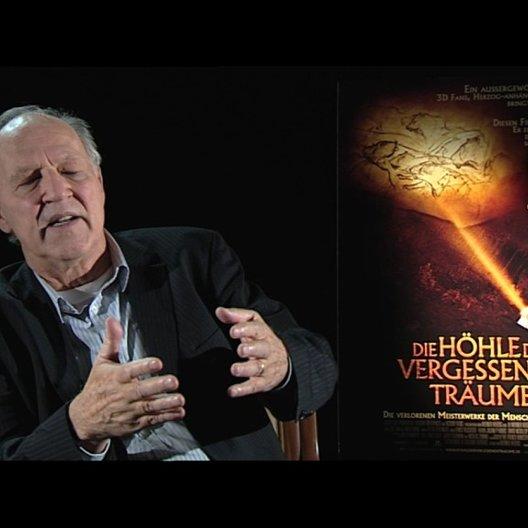 Werner Herzog über seinen Wunsch für den Film - Interview Poster