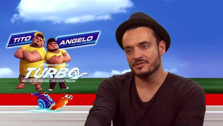 Giovanni Zarella - Tito - über die Emotionalität des Filmes - Interview Poster