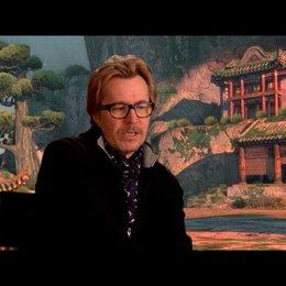 Gary Oldman (Originalstimme Lord Shen) über Lord Shen - OV-Interview Poster